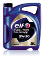 Моторное масло Elf Evolution FULLTECH FE 5w30 5л